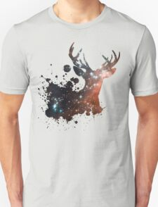 Space Stag Unisex T-Shirt