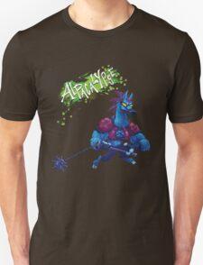 Alpacalypse Blue T-Shirt