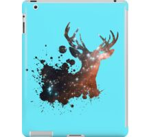 Space Stag iPad Case/Skin