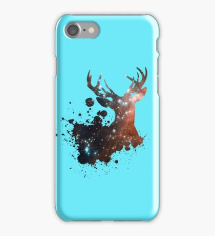 Space Stag iPhone Case/Skin