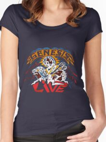 GENESIS LIVE Women's Fitted Scoop T-Shirt