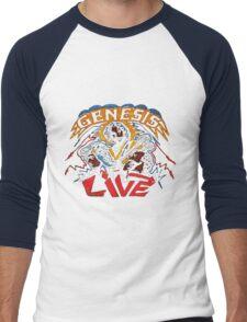 GENESIS LIVE Men's Baseball ¾ T-Shirt