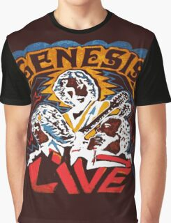 GENESIS LIVE Graphic T-Shirt