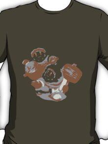 Minimalist Ice Climbers from Super Smash Bros. Brawl T-Shirt
