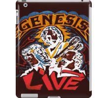 GENESIS LIVE iPad Case/Skin