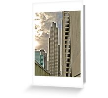 Some San Francisco Architecture Greeting Card