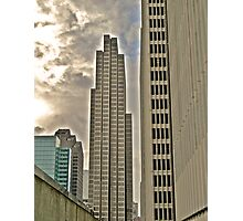 Some San Francisco Architecture Photographic Print