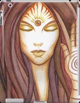 Divine Mother by KarolinaE