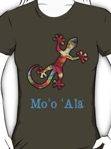 Rainbow Hawaiian Gecko T-Shirt