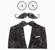 Fancy Mustache by Inspyre