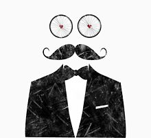 Fancy Mustache Unisex T-Shirt