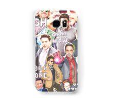 rdj collage Samsung Galaxy Case/Skin