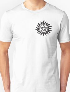 Supernatural Tattoo Unisex T-Shirt