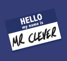 Dr Who: My name is Mr Clever by brainsontoast