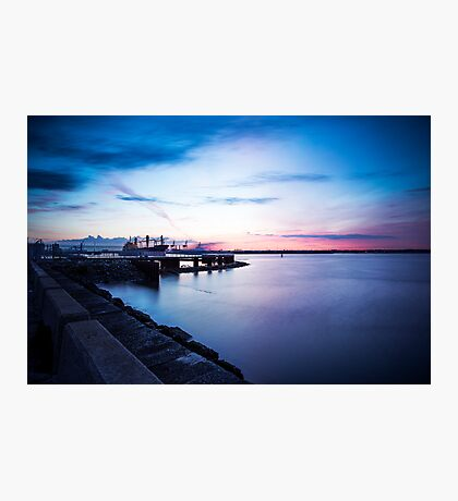Dublin Bay, Ireland Photographic Print