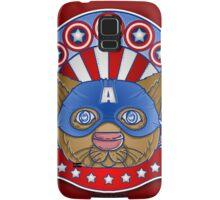 Captain Cat Samsung Galaxy Case/Skin