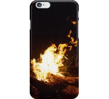 Indian Creek Fire iPhone Case/Skin