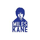 Miles Kane iPhone Case by Nathan Rogers