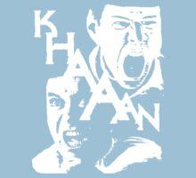 Star Trek Khan Kids Clothes