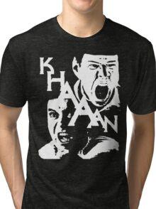 Star Trek Khan Tri-blend T-Shirt