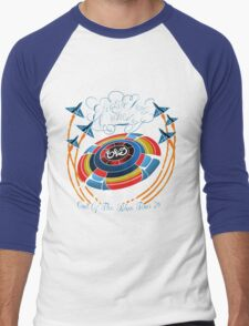 E.L.O. Out of The BLUE TOUR Men's Baseball ¾ T-Shirt