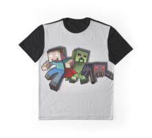 Minecraft Graphic T-Shirt