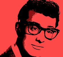 Buddy Holly by ZantheClothing