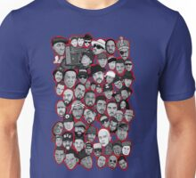 old school hip hop legends collage art Unisex T-Shirt