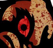 Bio-Shock Murder of crows Sticker