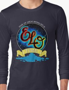 E.L.O. TIME TOUR 1981 Long Sleeve T-Shirt