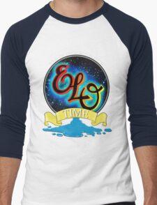 E.L.O. TIME TOUR 1981 Men's Baseball ¾ T-Shirt