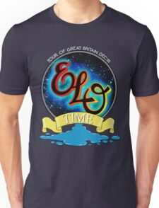 E.L.O. TIME TOUR 1981 Unisex T-Shirt