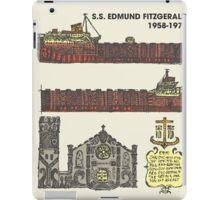 Edmund Fitzgerald iPad Case/Skin