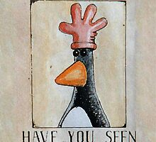 "Wallace and Gromit ""Have You Seen This Chicken?"" by Alkasen"