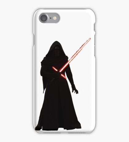 Kylo Ren Shadow Style iPhone Case/Skin