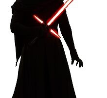 Kylo Ren Shadow Style by SlyMan