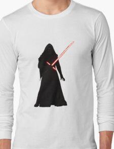 Kylo Ren Shadow Style Long Sleeve T-Shirt