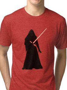Kylo Ren Shadow Style Tri-blend T-Shirt