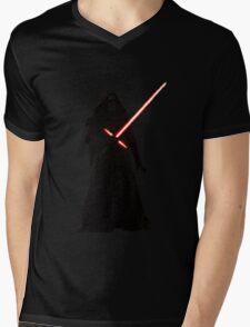 Kylo Ren Shadow Style Mens V-Neck T-Shirt