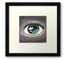 We are Nature Framed Print