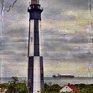 Virginia Beach Lighthouse by Barbara Manis