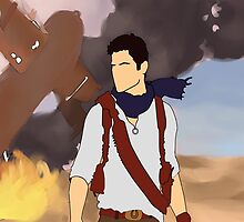 Uncharted 3 Drake's Deception by Vallone