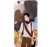 Uncharted 3 Drake's Deception iPhone Case/Skin