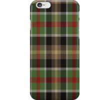 02322 Kings County, New York E-fficial Fashion Tartan Fabric Print Iphone Case iPhone Case/Skin