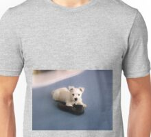 Buddie and the Slipper Unisex T-Shirt