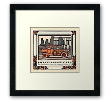 Pierce-Arrow Cars 1914 Framed Print