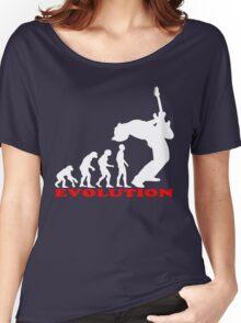 bass player, bass evolution Women's Relaxed Fit T-Shirt