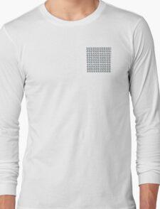 Skeletons design Long Sleeve T-Shirt