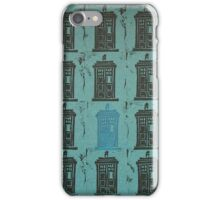 Tardis005 iPhone Case/Skin