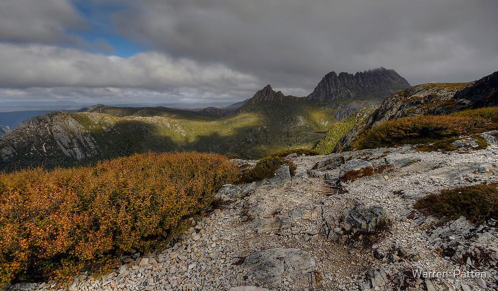 The Magic of Tasmania. by Warren  Patten
